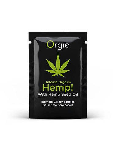 Sachet > Hemp! Intense Orgasm