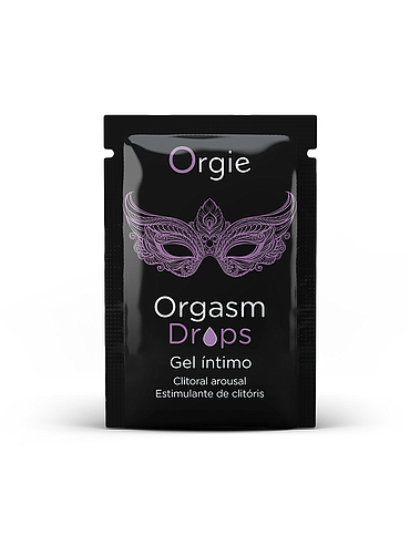 Sachet > Orgasm Drops Clitoral Arousal