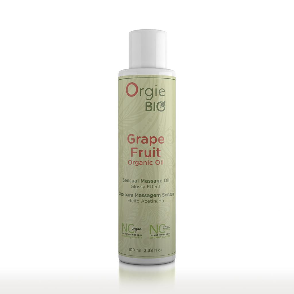 GRAPEFRUIT  ORGANIC OIL (100ml)